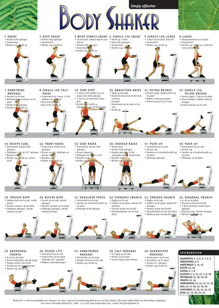Muscle Building Exercises You Can Do Every Day